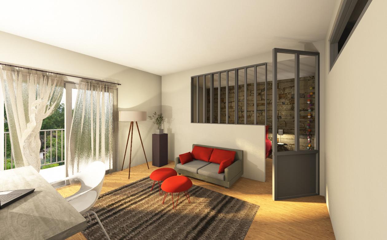 Happy family news architecture d coration d 39 int rieur propositio - Amenagement d un grenier en chambre ...