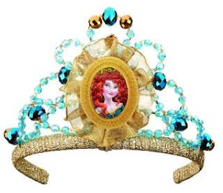 braves merida costume tiara