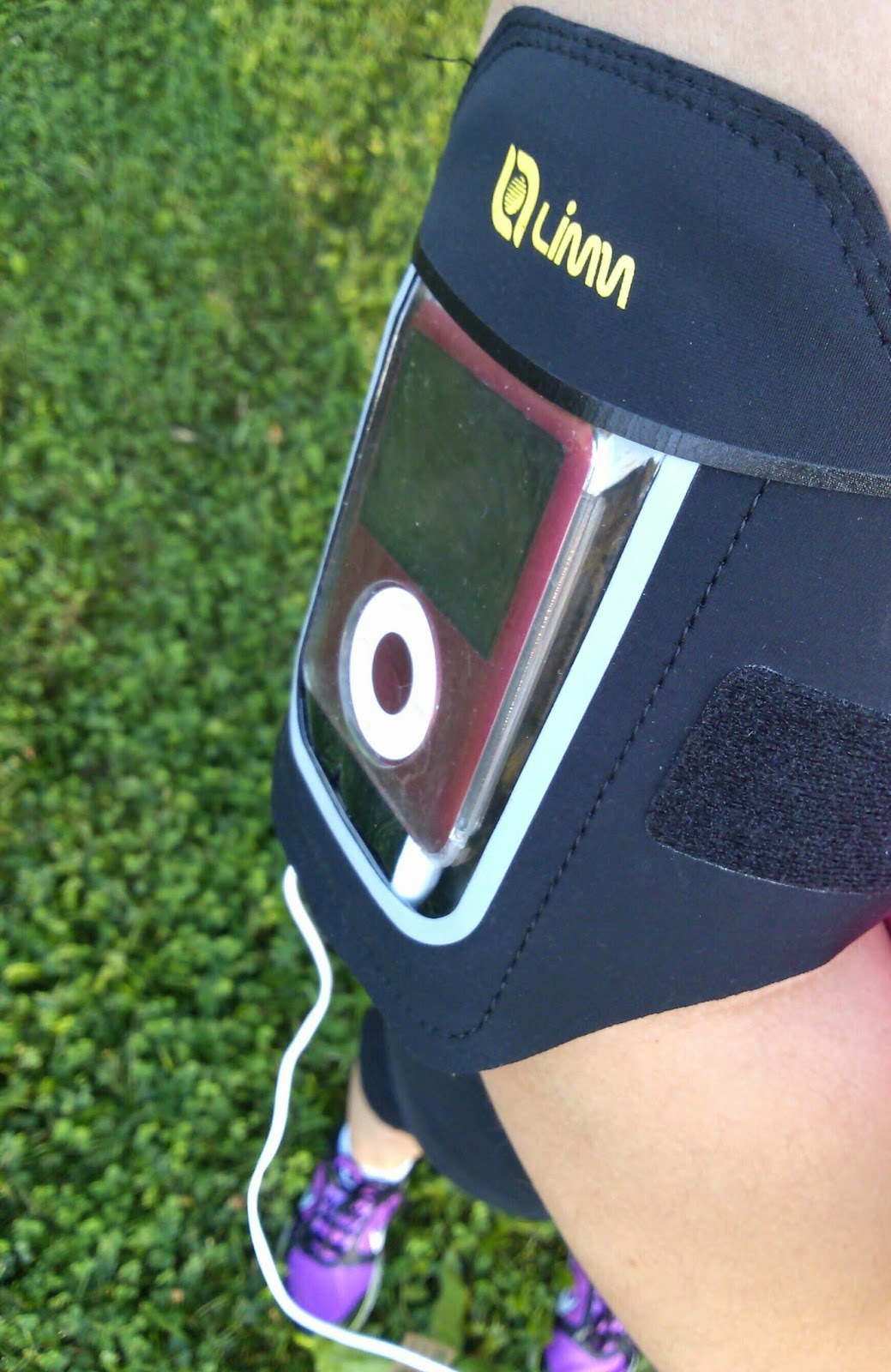 Limm Sports Armband Review