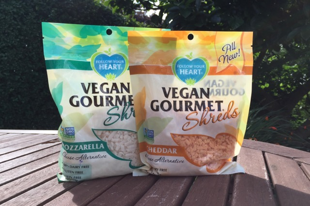 Follow Your Heart - Vegan Gourmet - Cheese Shreds