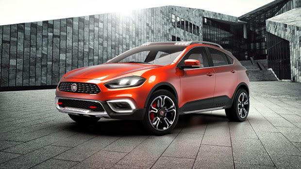 Fiat Ottimo Win Adventurous Concept