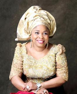 Wife of President Goodluck Jonathan Nigeria