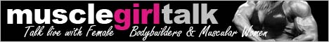 MuscleGirlTalk.com 468x60 banner - Right-Click to save!