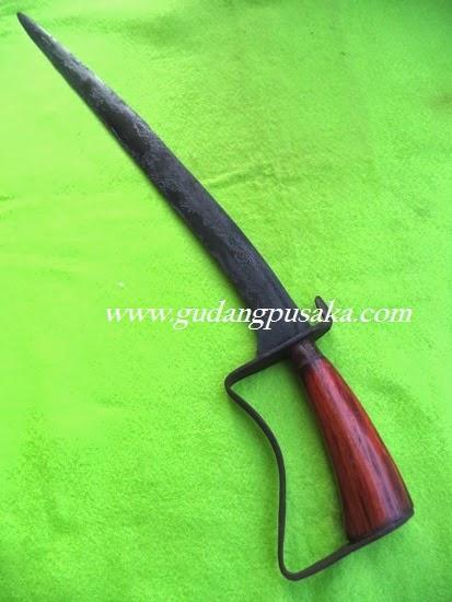 Pedang Lar Bangau Bertuah Asli