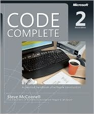 Code Complete 2 front cover