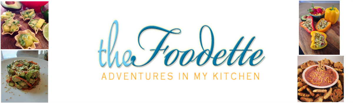 theFoodette - Adventures in my Kitchen