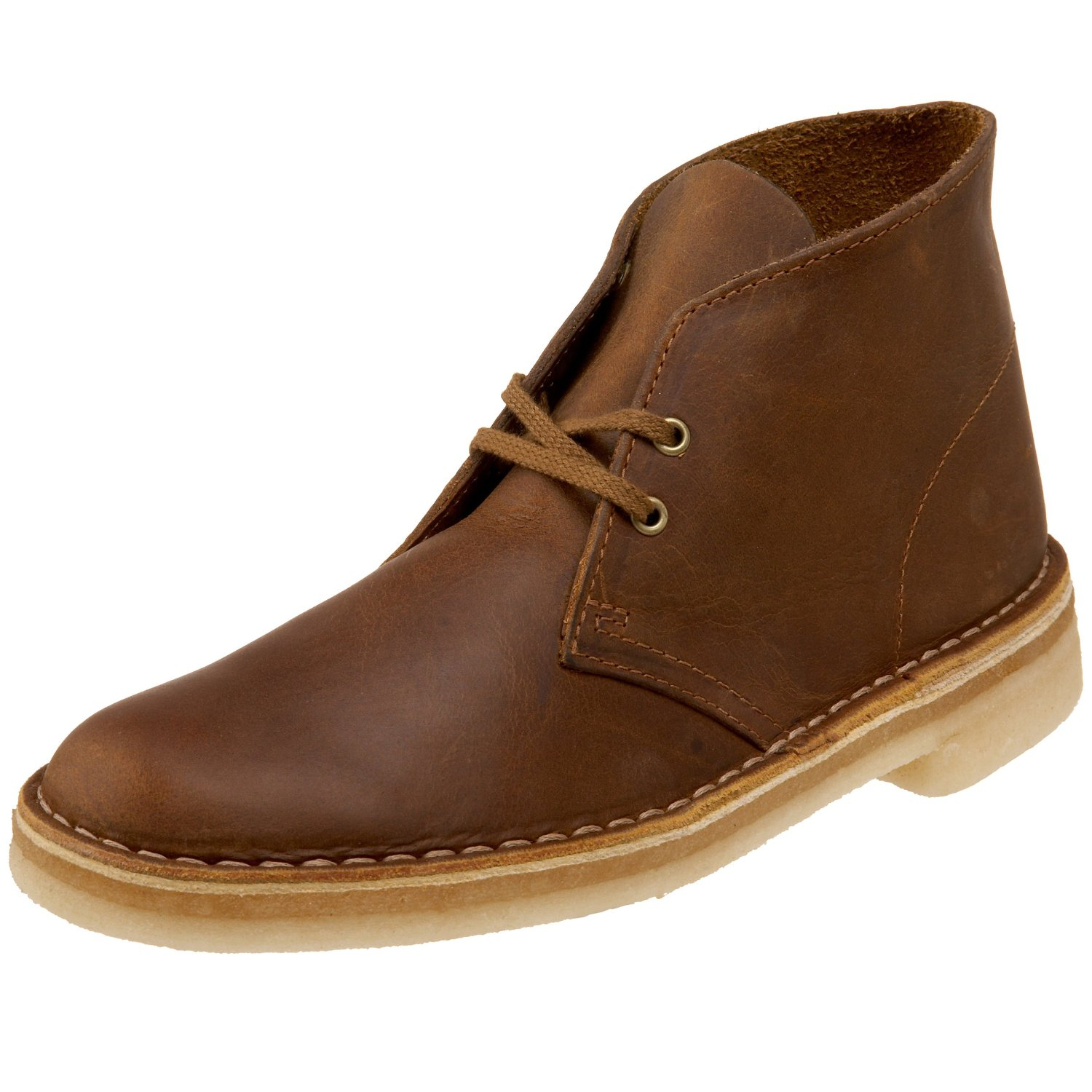 Clarks Mens Shoe With Seam Down Middle