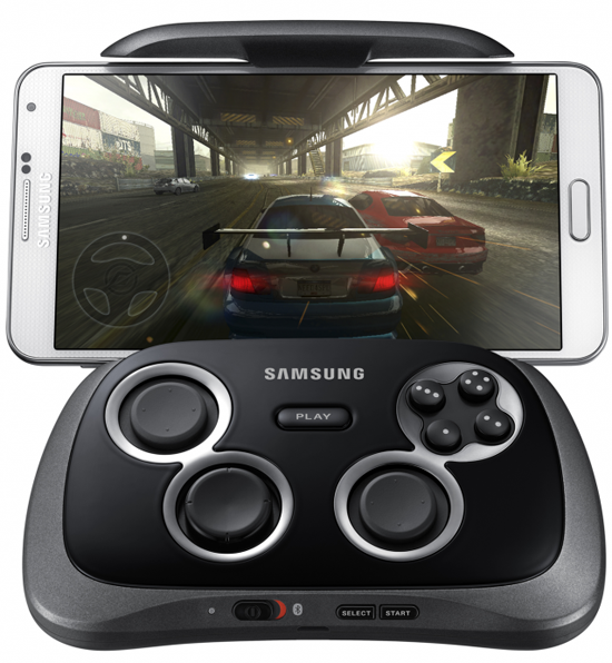 Samsung launches Gamepad and Mobile Console app for Galaxy Devices