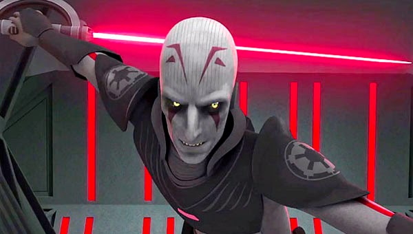 El Inquisidor de Star Wars Rebels