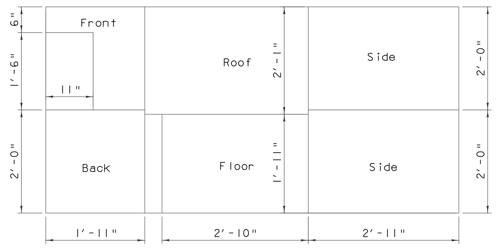 One Sheet Plywood Plans Images