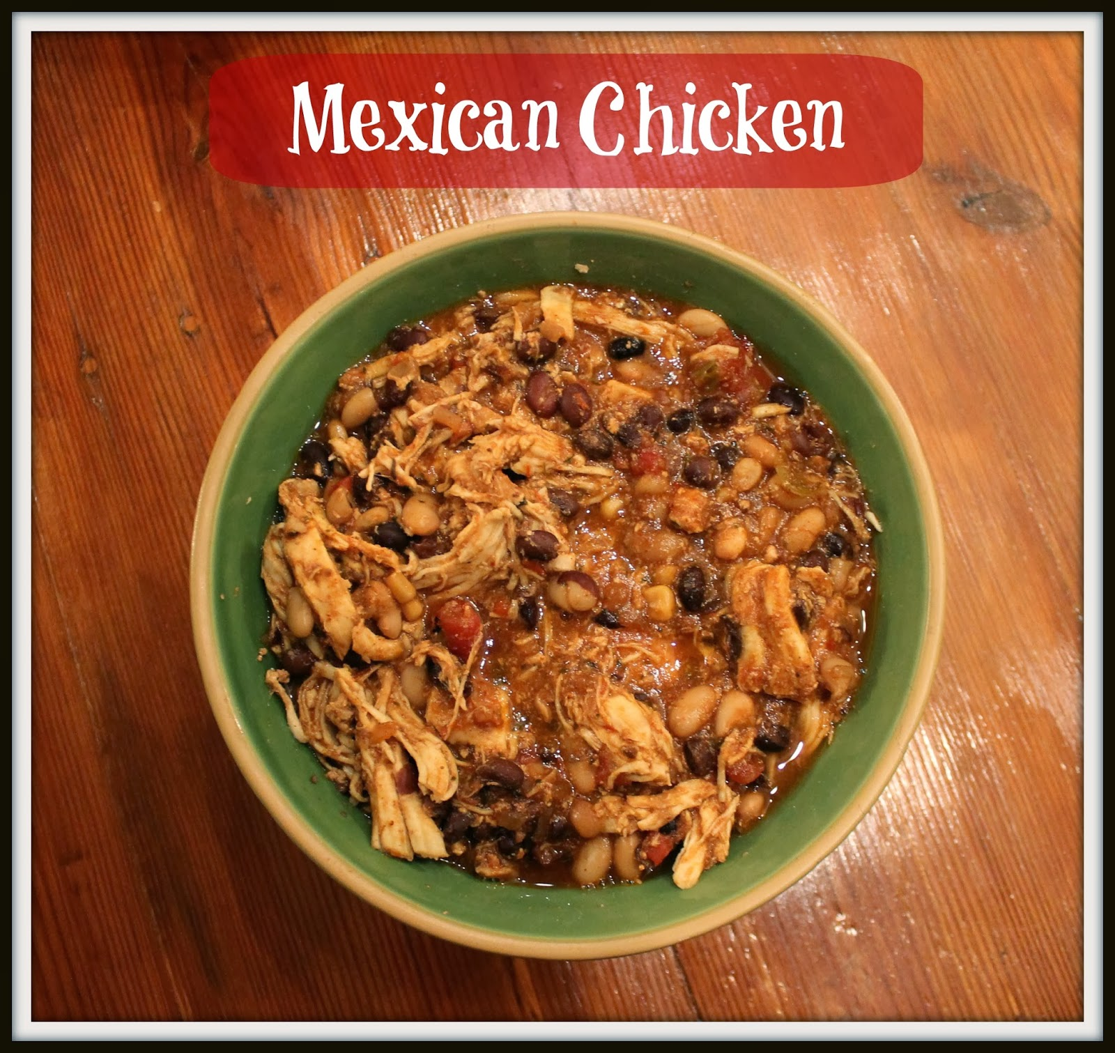 Thinking About Home: Slow Cooker Tuesday ~ Week 2 {Mexican ...