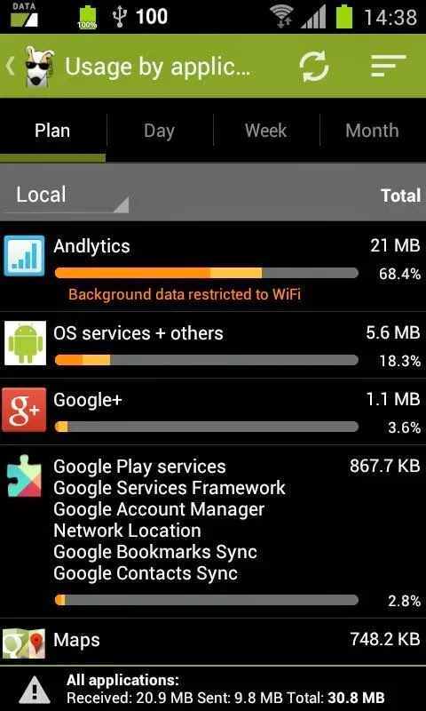 3G Watchdog Pro - Data Usage v1.26.12