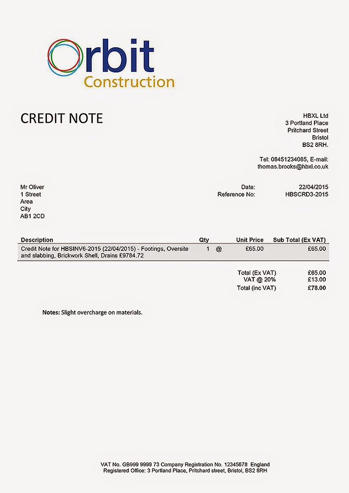 The builders blog new invoice generator bonus pack credit note example click on image to enlarge thecheapjerseys Gallery