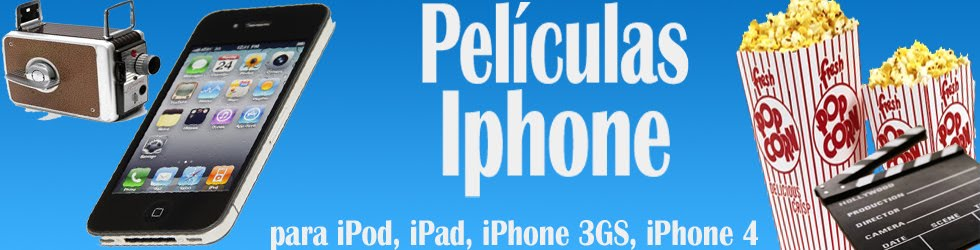Peliculas Iphone 4 3GS Ipad Ipod MP4