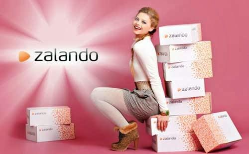 Zalando , tienda de ropa on-line