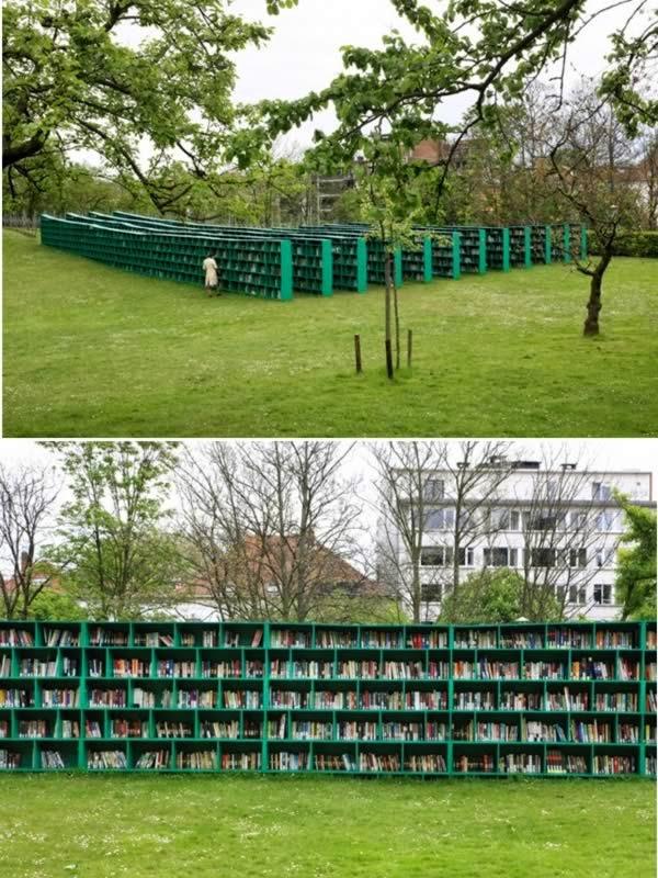 Perpustakaan Paling Aneh