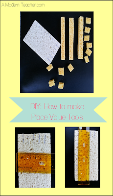 DIY Place Value Tools