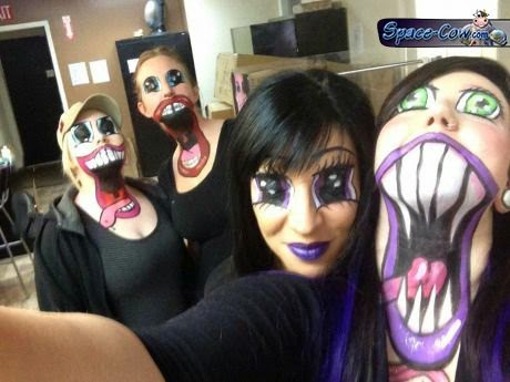 funny things makeup picture