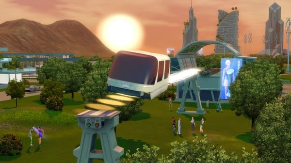 THE SIMS 3 INTO THE FUTURE CRACK FULL DOWNLOAD