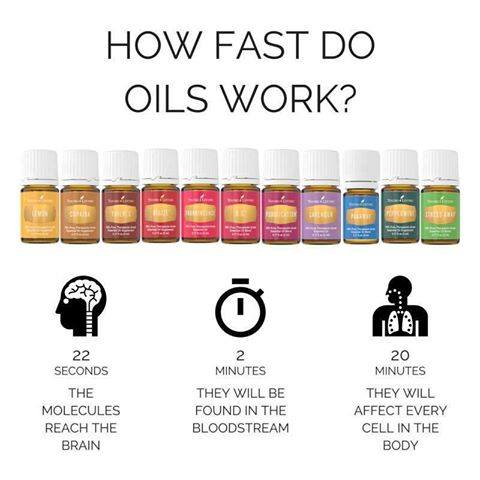 Young Living Oils...