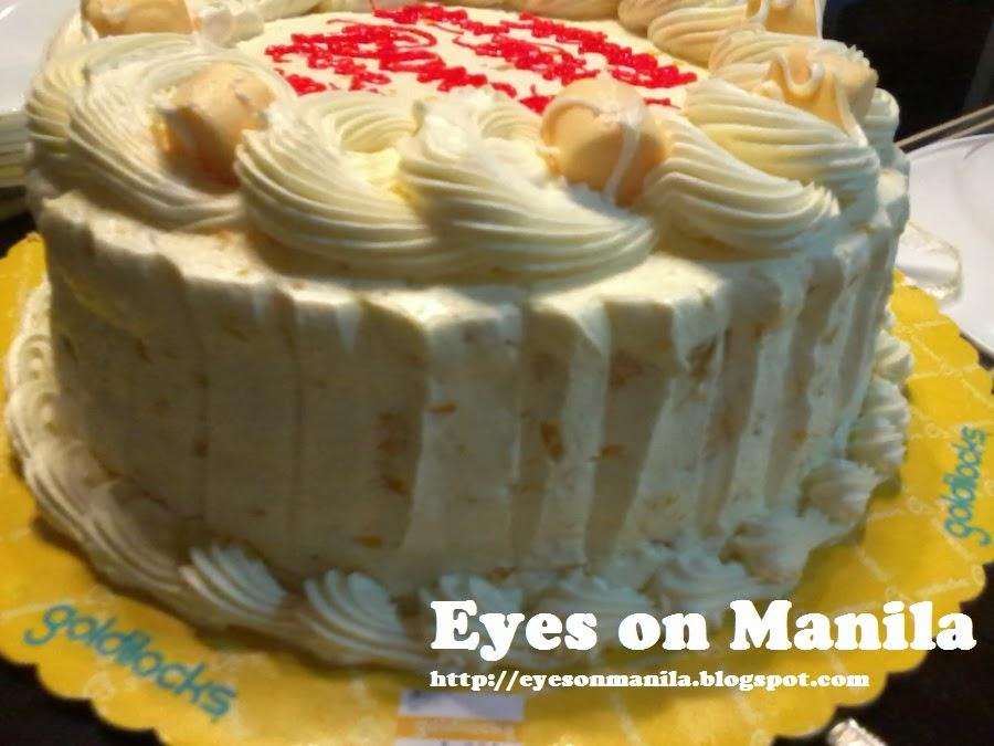 Goldilocks Chiffon Cake Recipe