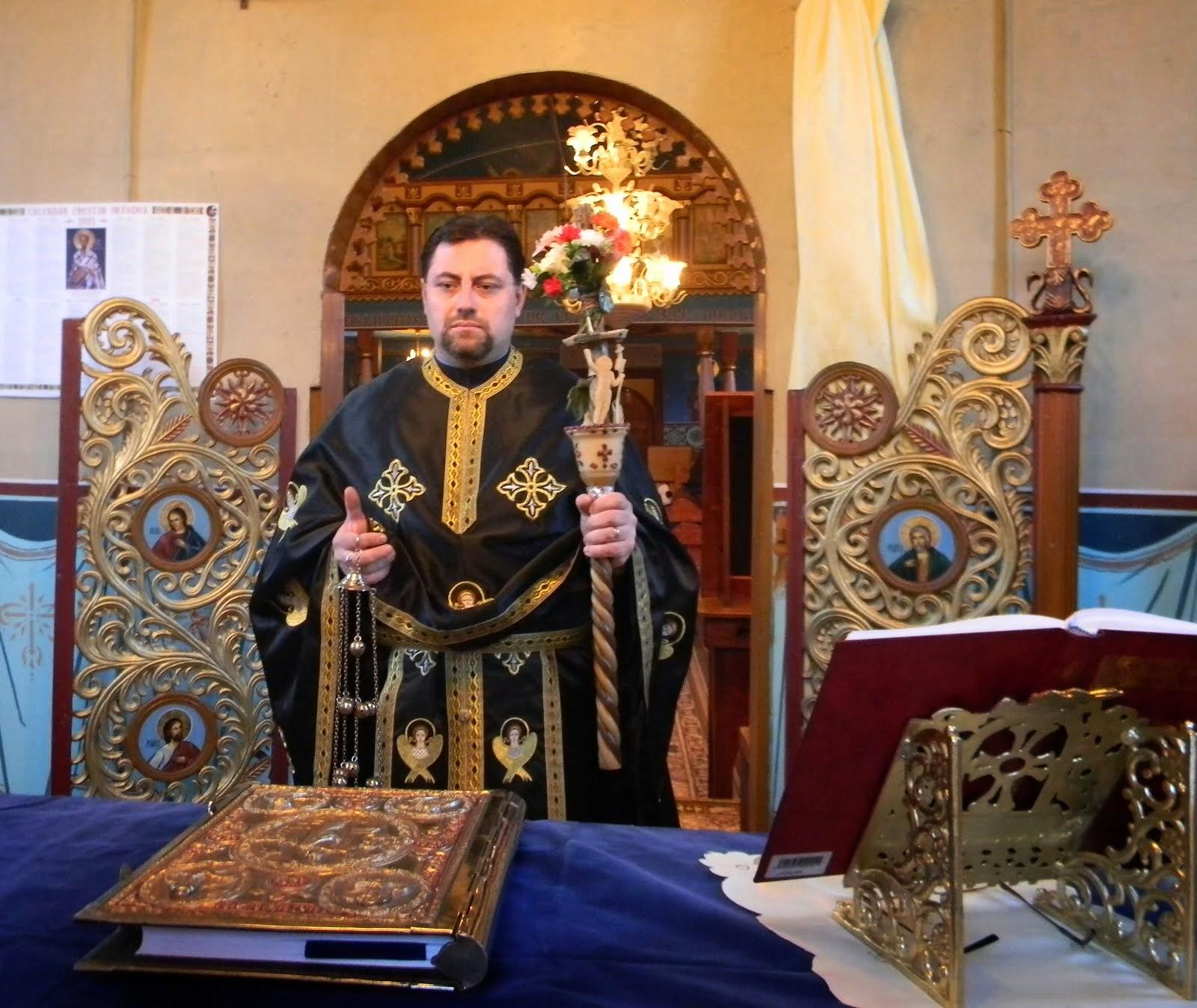 Liturghia Darurilor mai  inainte sfintite, 2015