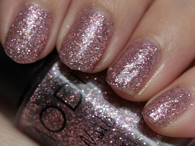 Modi Art Nails set no. 1 - Glitter Layered Collection: twinkling mix