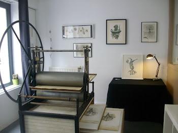 Atelier du zinc mordu