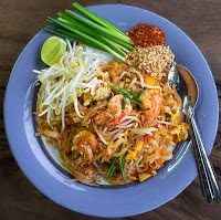 Nudelgericht Thailand
