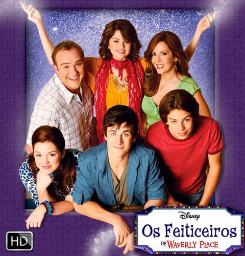 Os Feiticeiros de Waverly Place 4ª Temporada Dublado Online