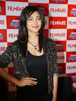 Shruti Haasan at filmfare Readers Meet-cover-photo