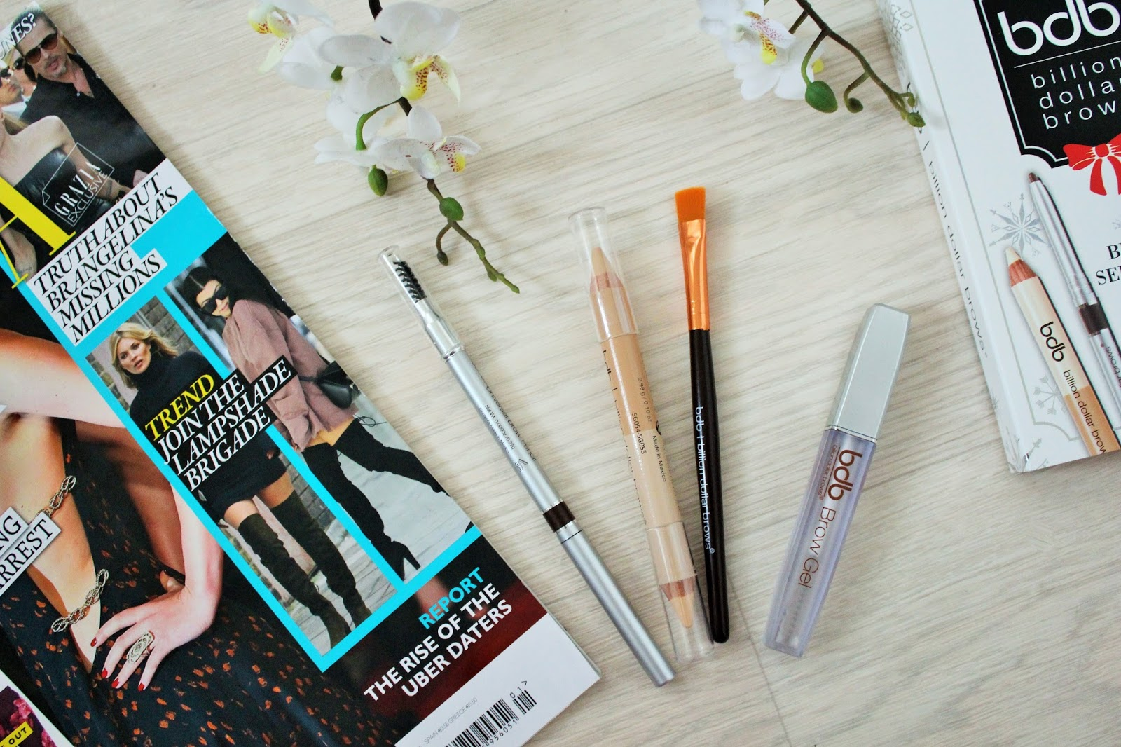 Billion Dollar Brows Review - Best Sellers Kit