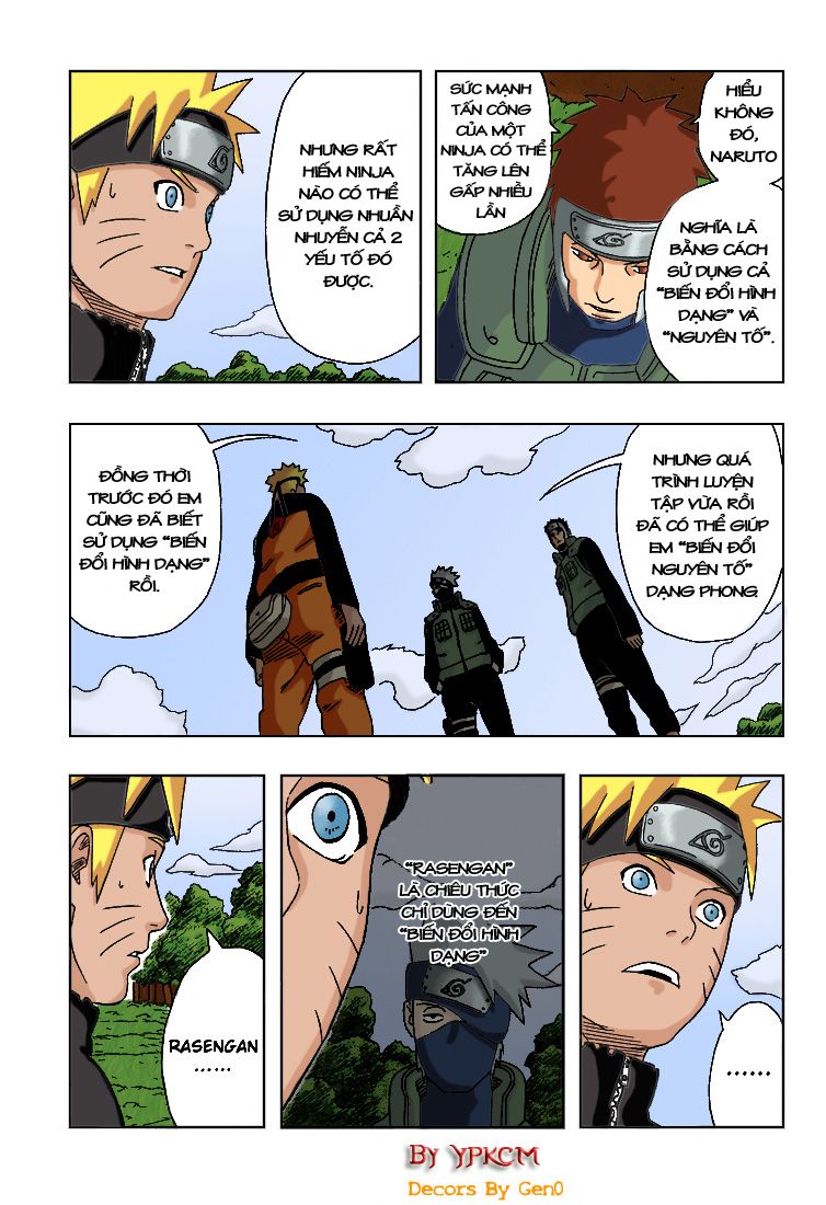 Naruto chap 321.Color Trang 5 - Mangak.info