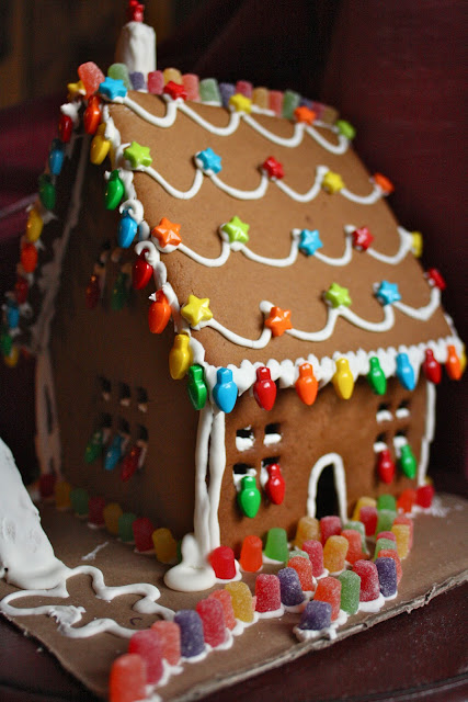 Goodness Gracious Byog Build Your Own Gingerbread