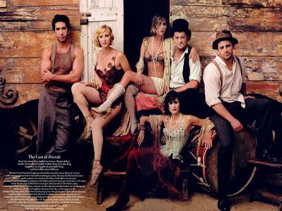 Fatos sobre a série Friends que você não sabia