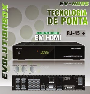 NOVA ATT DA EVOLUTIONBOX EV HD95 (ANTIGO)  VOTA PARA SKS 30W  V129 - 2014/12/29