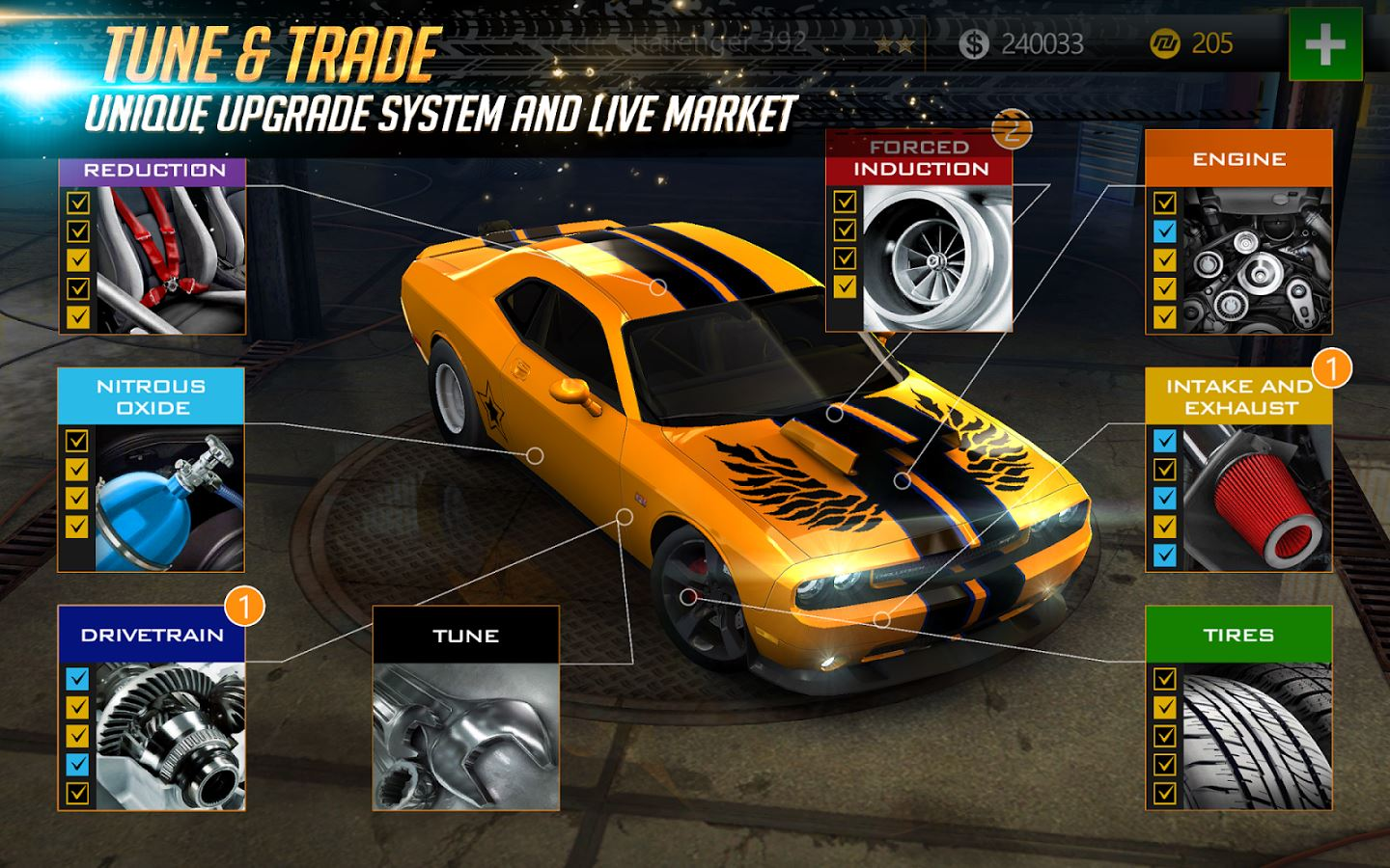 Customize Car Game Android