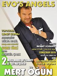 Türkiye'nin ilk digital dergisi Evos Angels'ta sizlere moda trendlerini sunuyorum