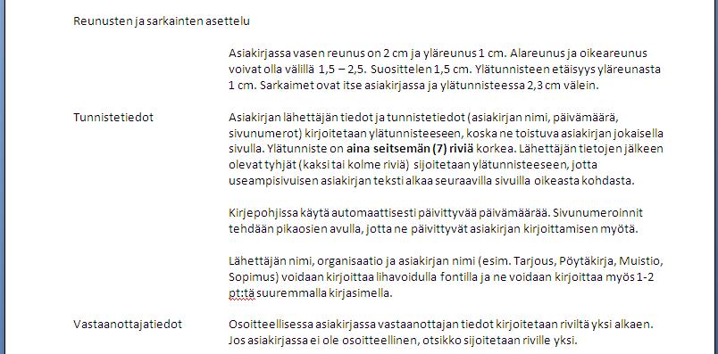 työhakemus lopputervehdys Mikkeli