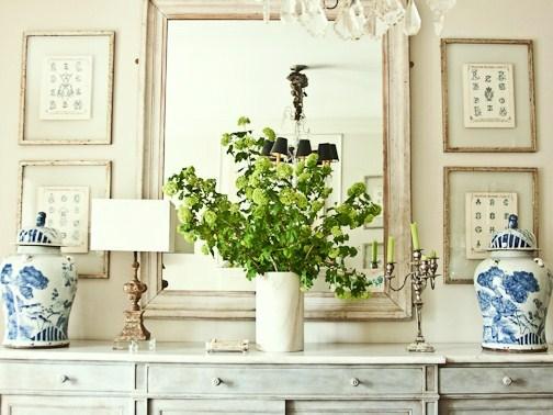 Smitten design collections specifically ginger jars for Dining room framed art
