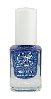 JulieG Sleigh Ride (Blue)