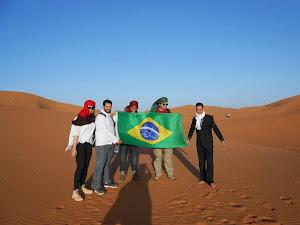 Os brasileiros no Deserto