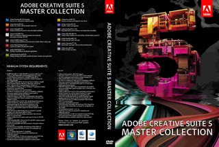 Adobe CS5 Master Collection Full Version + Direct ISO Download