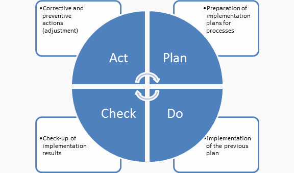 Audit Internal Dandy S File Plan Do Check Act