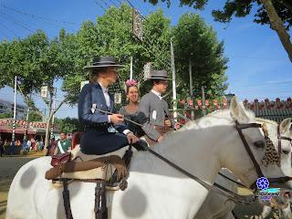 Feria de Sevilla 2014 Juventud con arte