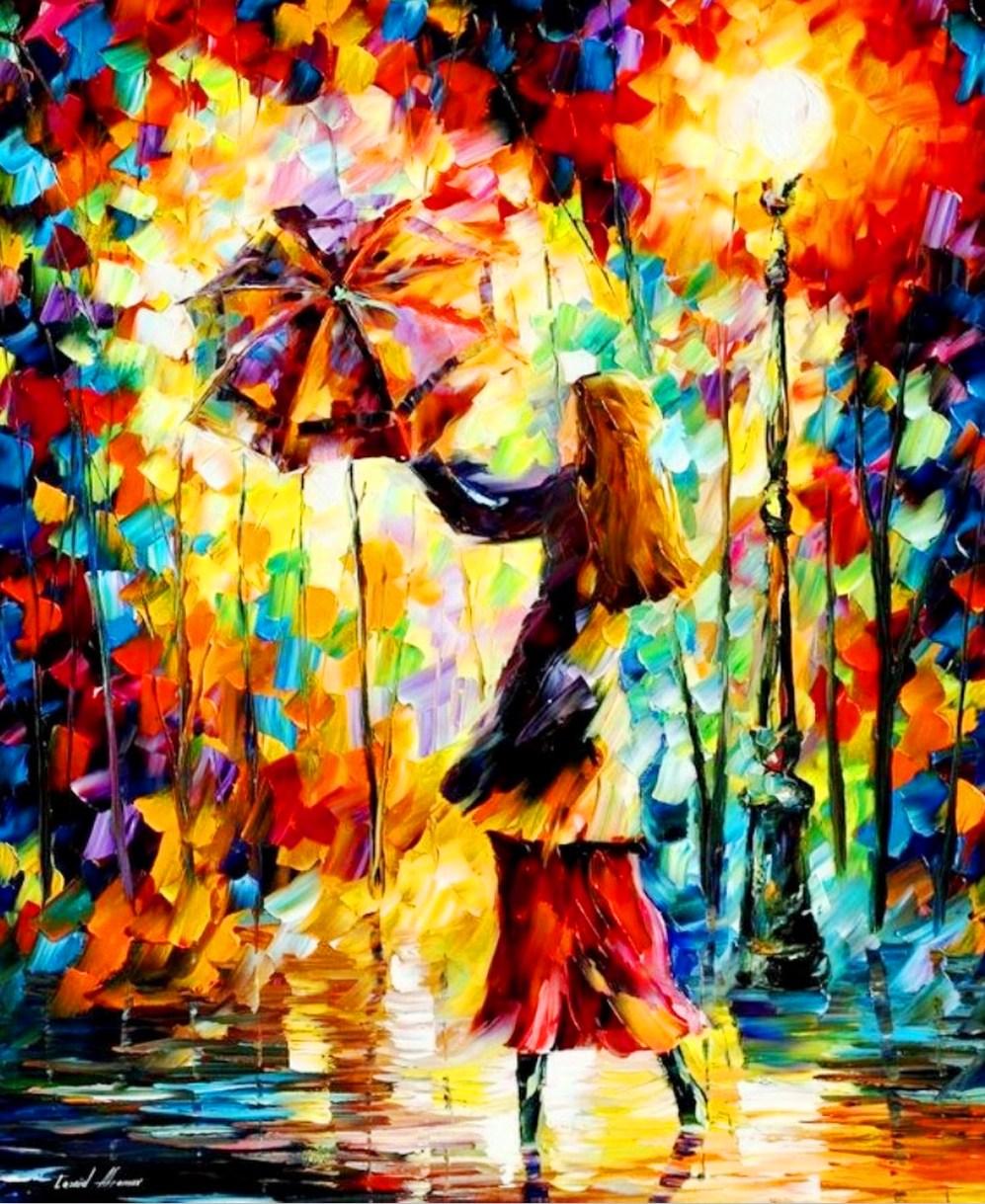 Pinturas cuadros lienzos pinturas al oleo con espatula - Pinturas de pared colores ...