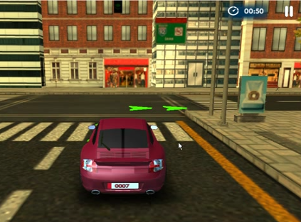 Playing Online Game Real Car Simulator 3d 2018 Game Level1 And