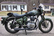 Royal Enfield Motorcycles: Royal Enfield bobber is brand ...