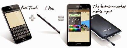 Samsung Galaxy Note 1 Android Smartphone Review