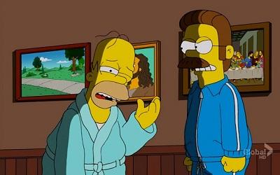 Los Simpsons 24x15: Ojos Morados Por Favor - Español Latino - Online